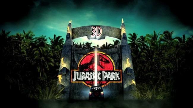 3d - Jurassic Park 3D : 20 ans nous contemplent Jurassic Park 3D