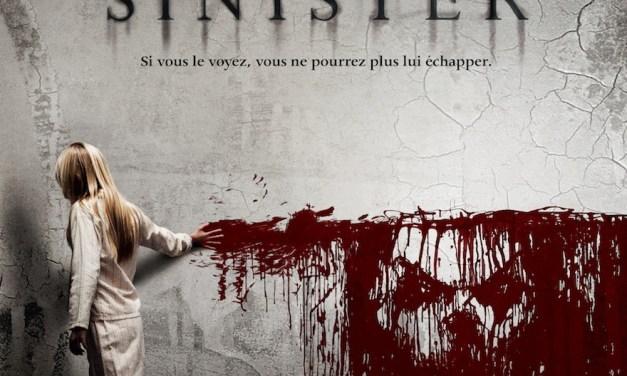 """Sinister : film """"super 8"""" oublié…"""