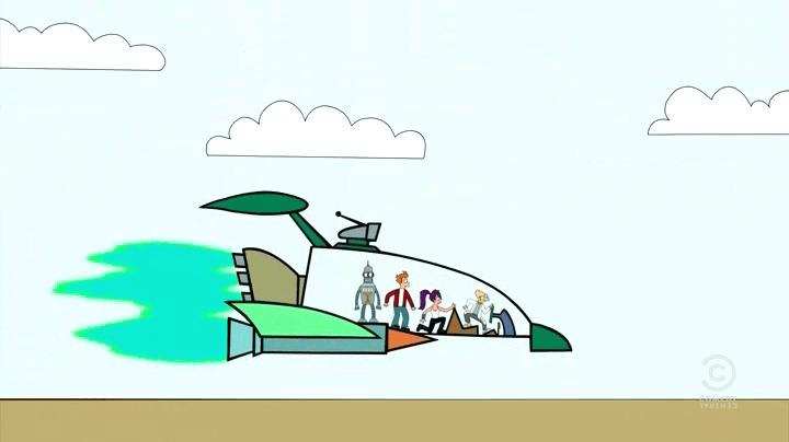 Futurama : un retour plutôt bon !