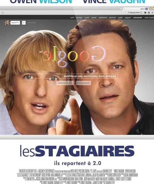 Les Stagiaires, comédie de l'été ? Découvrez le film