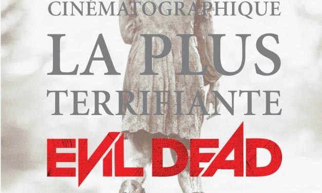 Evil Dead : Ca tranche sec
