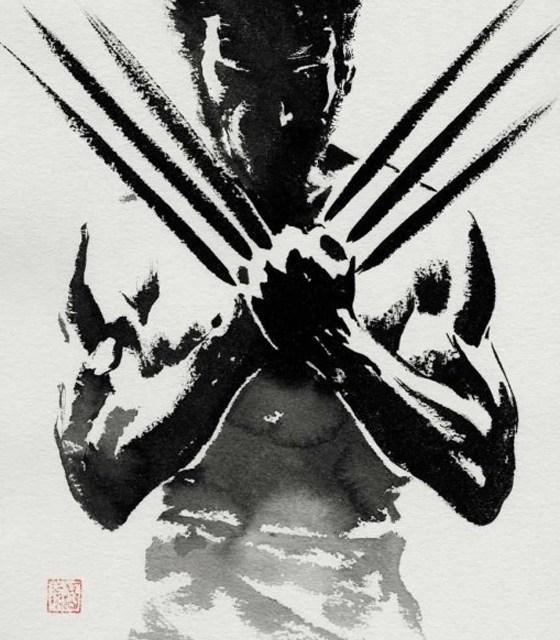 Wolverine mort à Paris ?