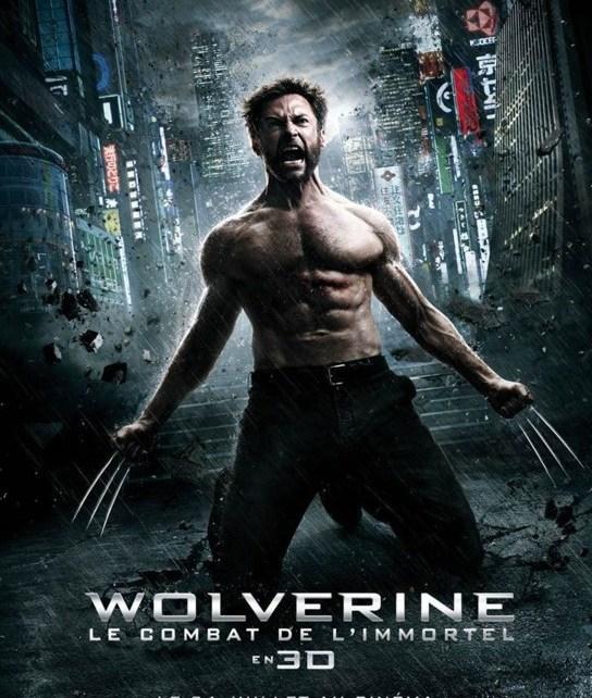 x-men - Wolverine : l'immortalité c'est long, comme le film Wolverine1