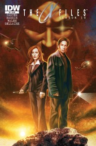 X-Files saison 10 #5