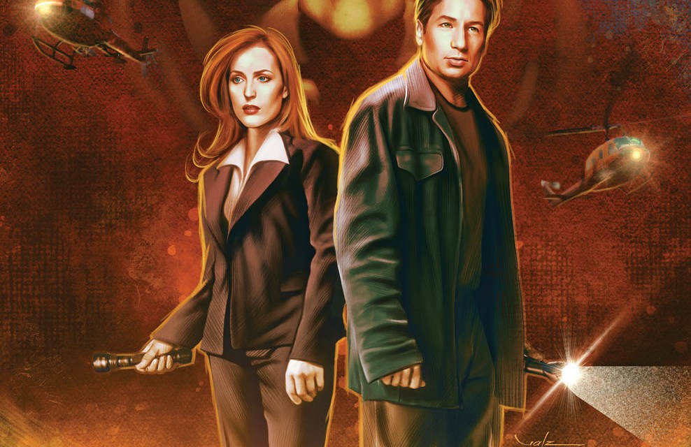 X-Files Saison 10 #5 : la preview