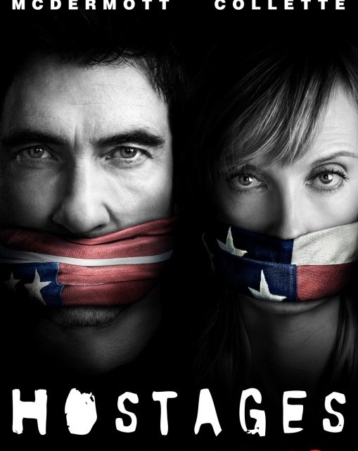 Hostages, porn TV fast TV