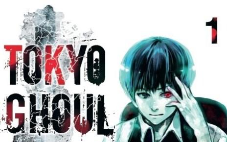 """glénat - """"Tokyo Ghoul"""" tome 1 chez Glénat le 28 août tokyo ghoul 1 glenat Copie"""