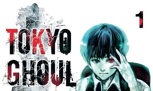 """world war z - """"Tokyo Ghoul"""" tome 1 chez Glénat le 28 août tokyo ghoul 1 glenat Copie"""