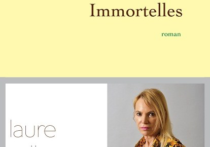 immortelles - Laure Adler - Immortelles