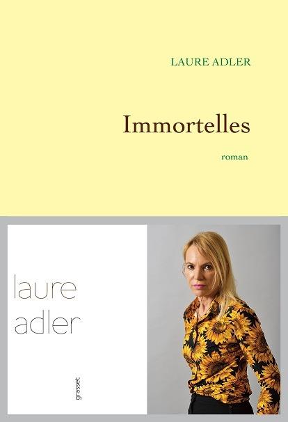 Laure Adler – Immortelles