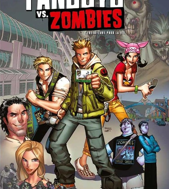 Fanboys vs Zombies : Tome 1