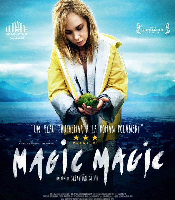 Magic Magic : Etrange étrange