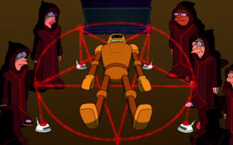 calculon - Futurama - 7x20 - Calculon 2.0 calculon2
