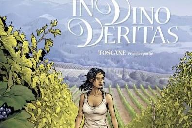 In Vino Veritas, tome 1 d'une nouvelle BD sur le vin