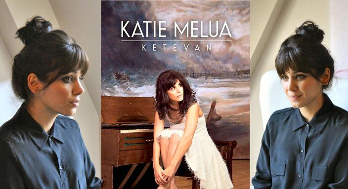 Actus - Katie Melua en interview pour la sortie de Ketevan