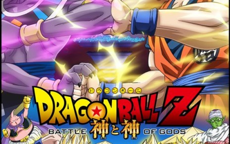 Animation - Battle of Gods : le retour de Dragon Ball Z
