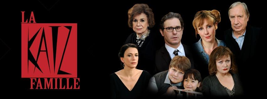 série - La famille Katz sur France 2 : familles, on vous aime !