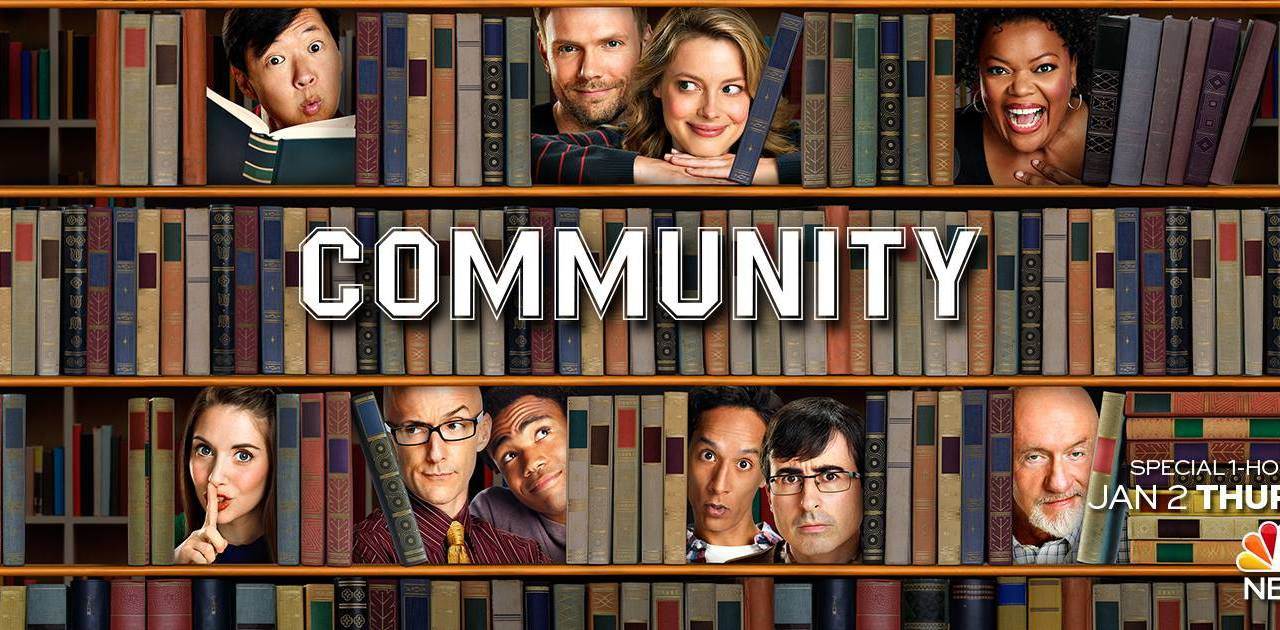 Community saison 5 : les vidéos et images !