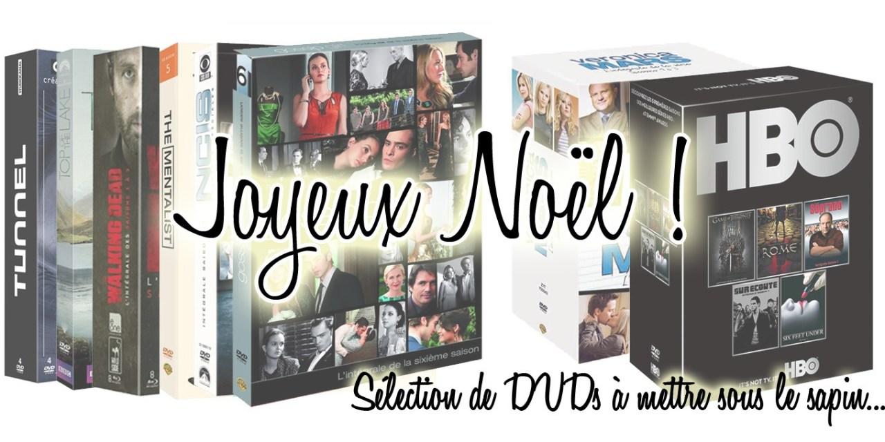 Sélection DVD de Noël : quelles séries mettre sous le sapin ?