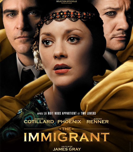 The Immigrant : le blues de Lady Liberty (Arras Film Festival)