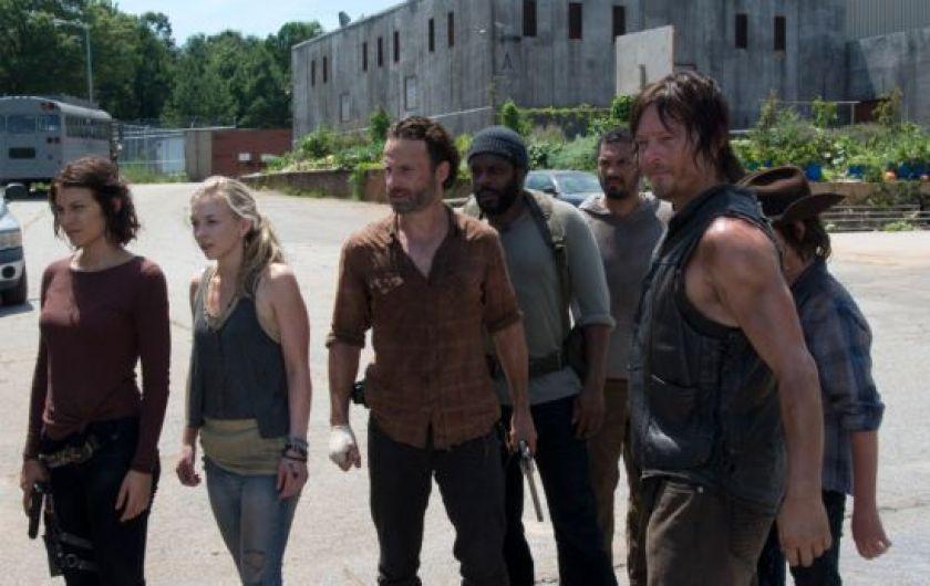 The Walking Dead : une audience (presque) décevante pour le mid-season