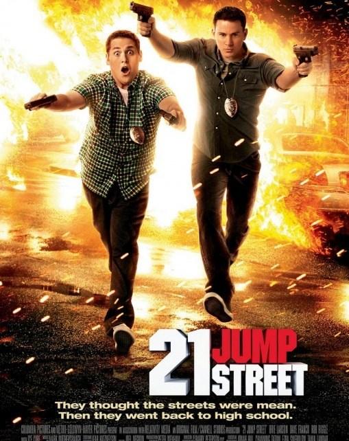 21 jump street - 22 Jump Street : la bande-annonce twenty one jump street ver3