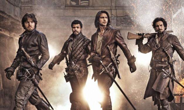 The Musketeers : BBC dégaine sa version du roman d'Alexandre Dumas