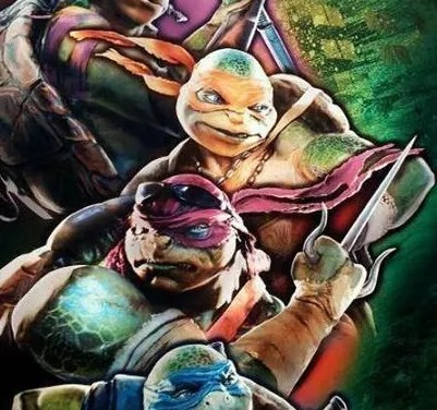 Teenage Mutant Ninja Turtles : aperçu de l'affiche ?