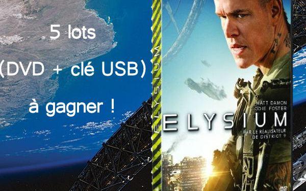 [Terminé] Gagnez des DVD et clés USB ELYSIUM !