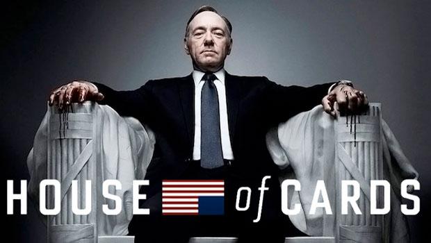 House of cards – saison 1 avant la saison 2  en mars sur C+