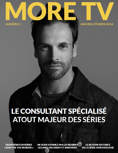 Interview : More TV Mag, un magazine participatif 100% séries