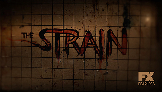 Guillermo del Toro propose The Strain