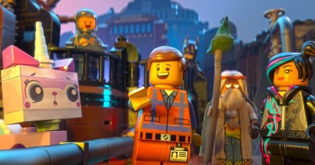 Bref pensée sur pourquoi Lego n'a pas été retenu pour les Oscars