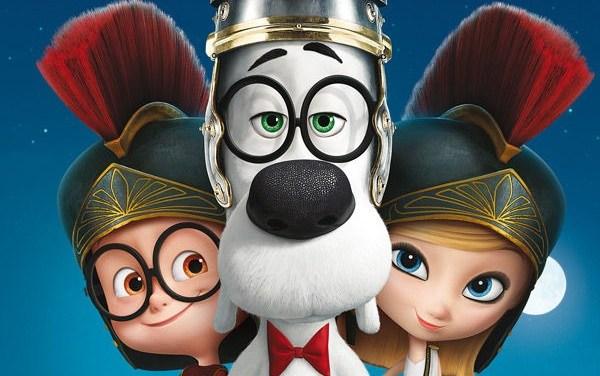 Mr. Peabody Et Sherman, Les Voyages Dans Le Temps : Genius. Billionnaire. Playboy. Philanthropist. Dog.