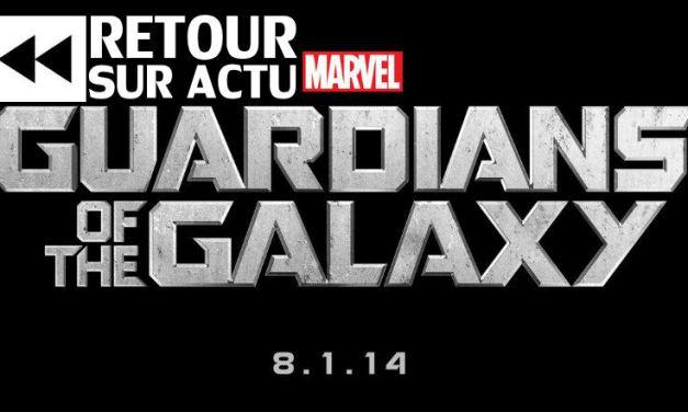 Gardiens de la Galaxie : le hold-up Marvel ?