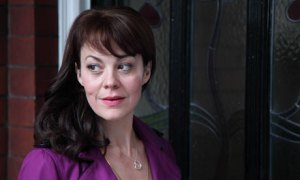 Helen McCrory in Leaving
