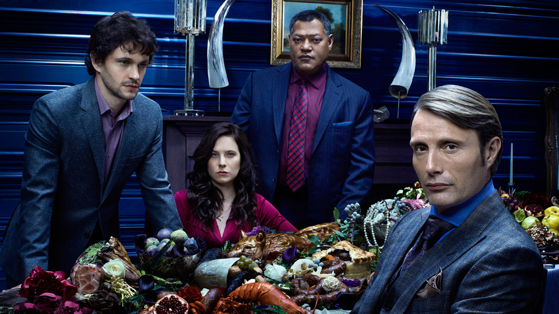 Reviews - Hannibal - Saison 2 : Bon appétit ! Hannibal KeyArt 03 16x9 1