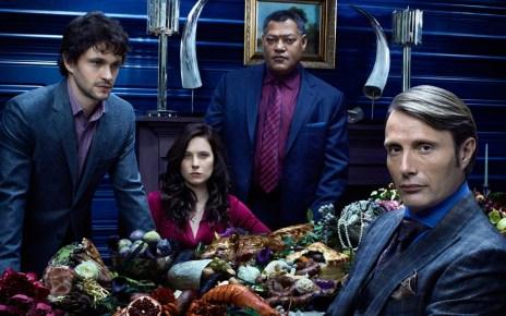 Hannibal - Hannibal - Saison 2 : Bon appétit ! Hannibal KeyArt 03 16x9 1