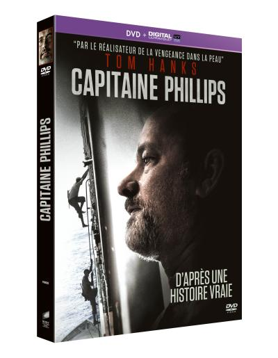 paul greengrass - Capitaine Phillips : notre avis sur les DVD capitaine philipps