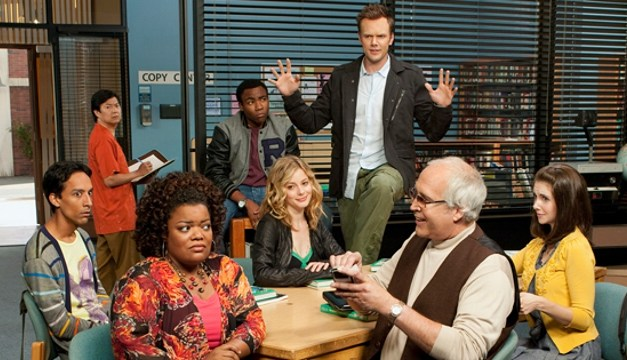 Community : Six Seasons And A Movie ?