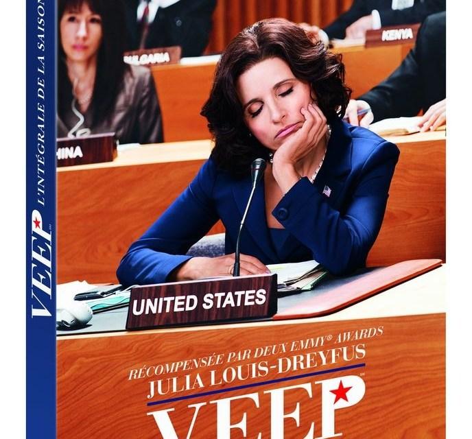 Veep : notre avis sur les DVD de la saison 2