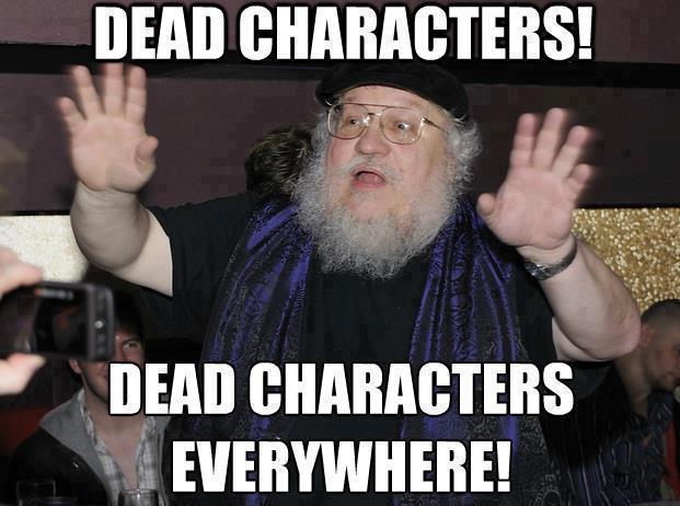 GoT - En attendant la fin de la saison 4 de Game Of Thrones
