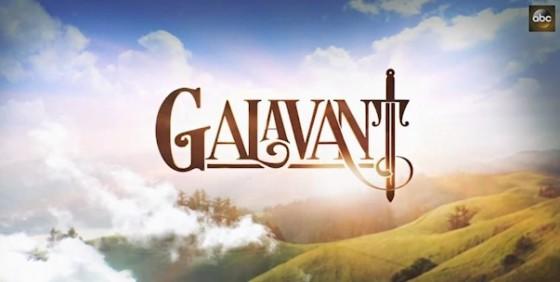 galavant - Galavant : avant-goût de la série qui débarque le 4 janvier sur ABC Galavant logo wide