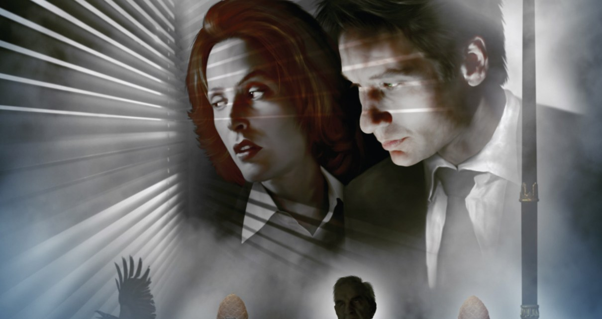 Comics - X-Files Annual : la critique The X Files Annual 2014 Digital Darkness Empire 001