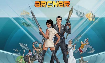 CONCOURS TERMINE: gagnez un sac Comic-Con géant ARCHER / WILFRED
