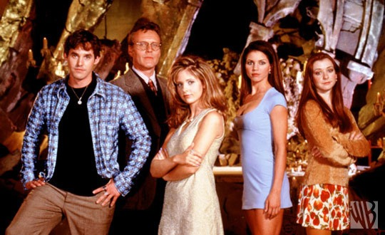 charmed - Avant / Après : les personnages de séries aussi vieillissent buffy contre les vampires saison 1