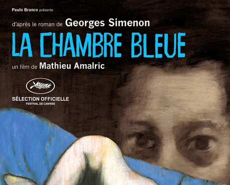 La chambre bleue, de Mathieu Amalric