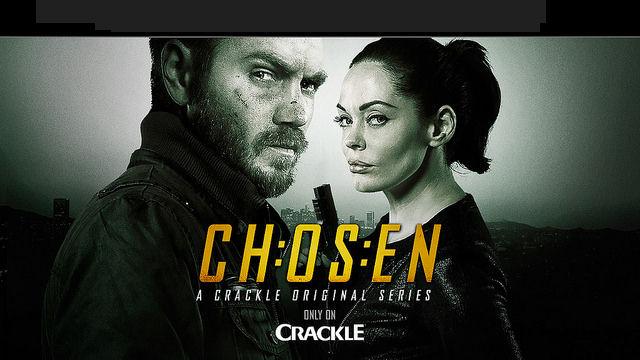 chad michael murray - Chosen en DVD : à fond la forme chosen