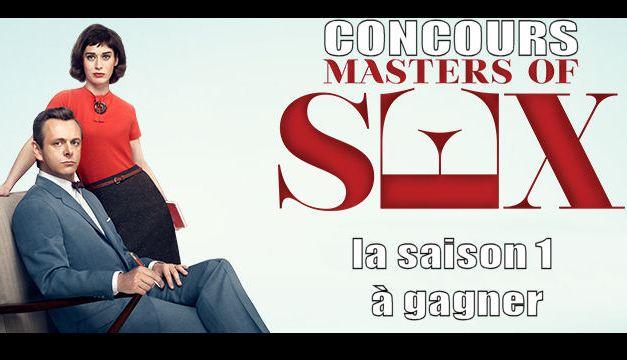 [TERMINE] Concours : gagnez la saison 1 de Masters Of Sex en bluray !