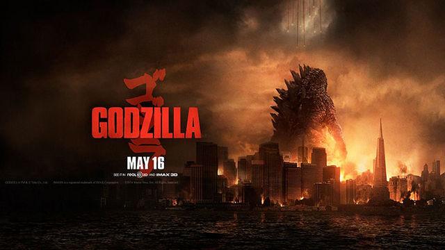 godzilla - Godzilla : taillé trop gros